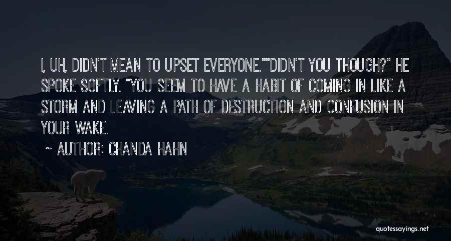 Chanda Hahn Quotes 794884