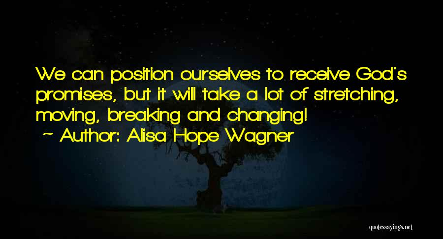 Change And Breaking Up Quotes By Alisa Hope Wagner