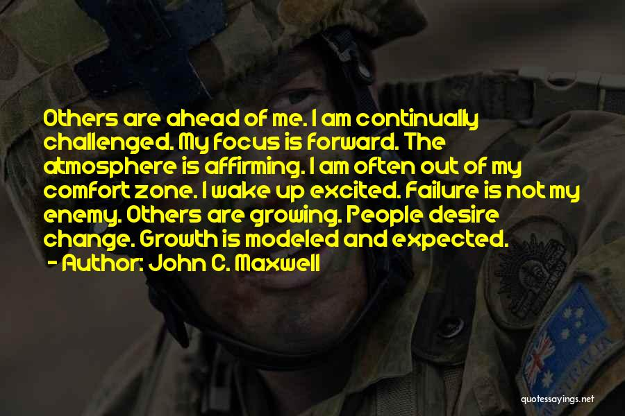 Change And Growing Up Quotes By John C. Maxwell