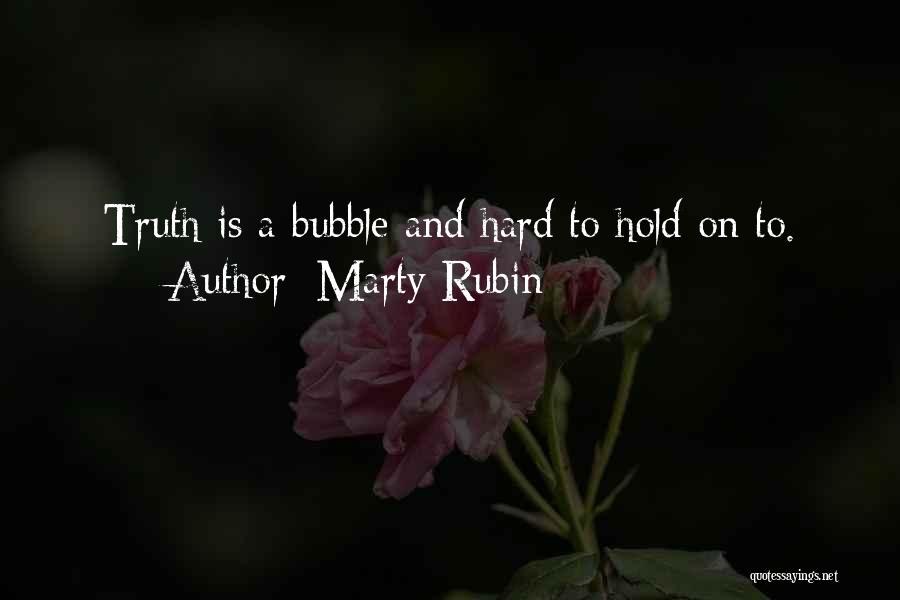 Change And Impermanence Quotes By Marty Rubin