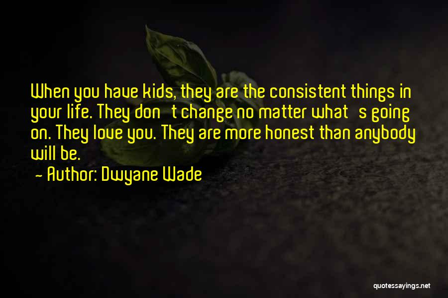 Change Anybody Quotes By Dwyane Wade