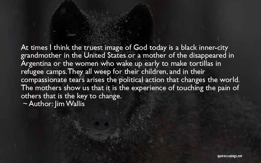 Change For God Quotes By Jim Wallis