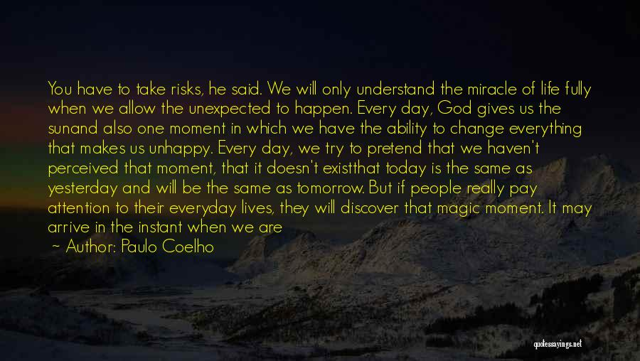 Change Is Part Of Life Quotes By Paulo Coelho