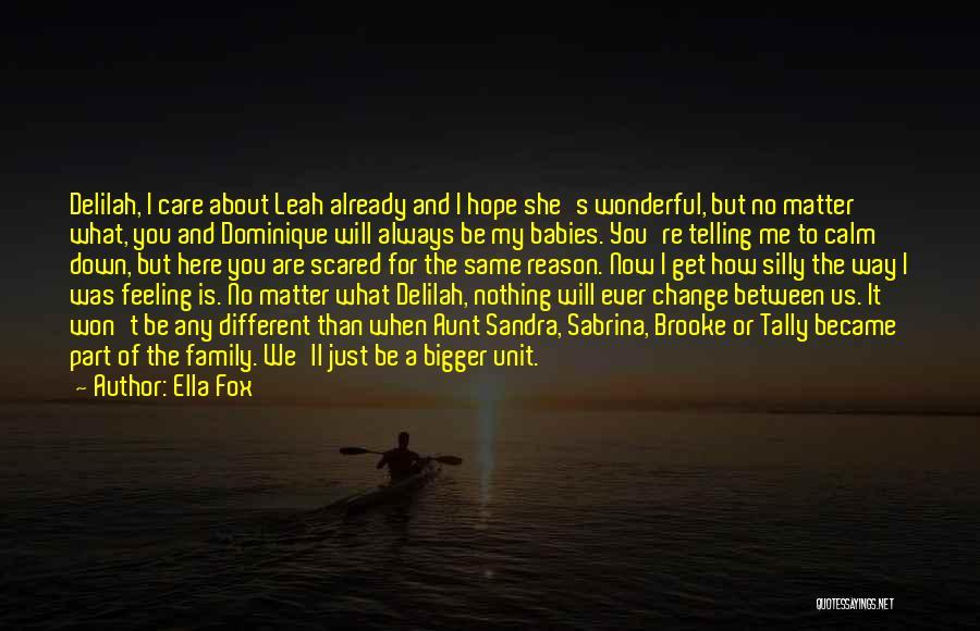 Change My Way Quotes By Ella Fox