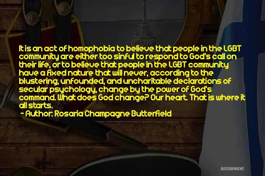 Change Of Command Quotes By Rosaria Champagne Butterfield
