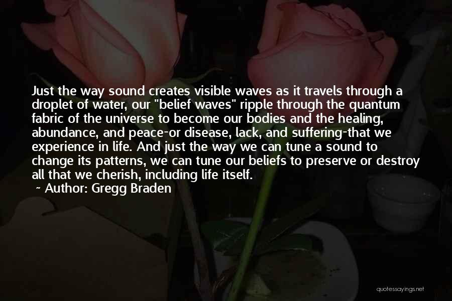 Change Tune Quotes By Gregg Braden