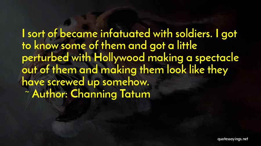 Channing Tatum Quotes 1515802
