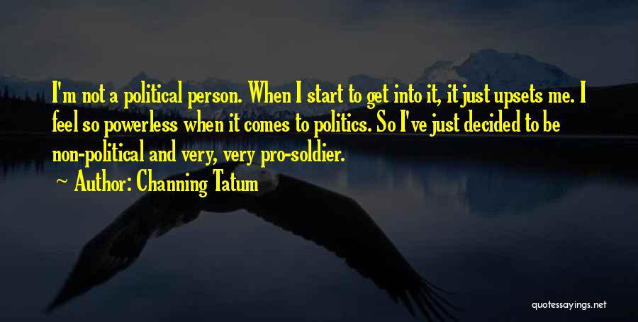 Channing Tatum Quotes 914172