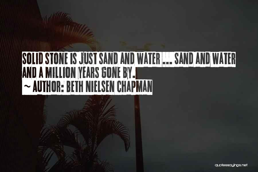 Chapman Quotes By Beth Nielsen Chapman