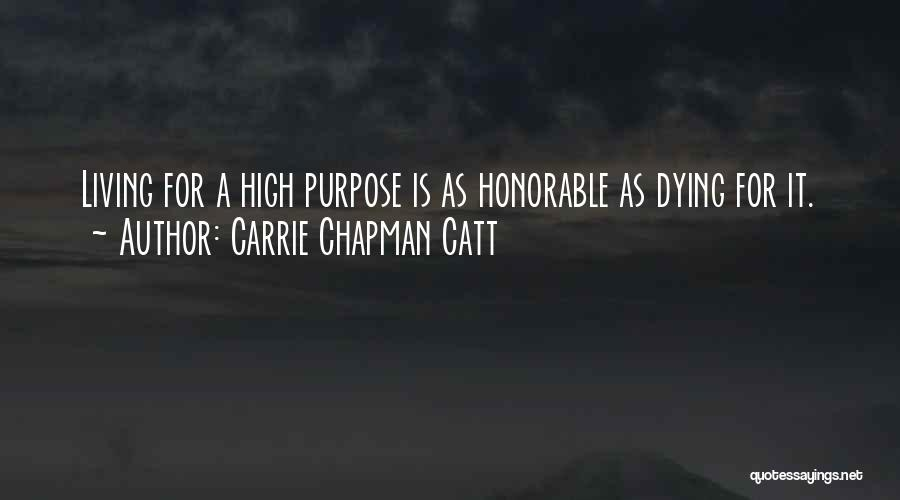 Chapman Quotes By Carrie Chapman Catt