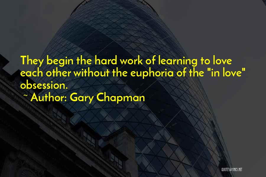 Chapman Quotes By Gary Chapman