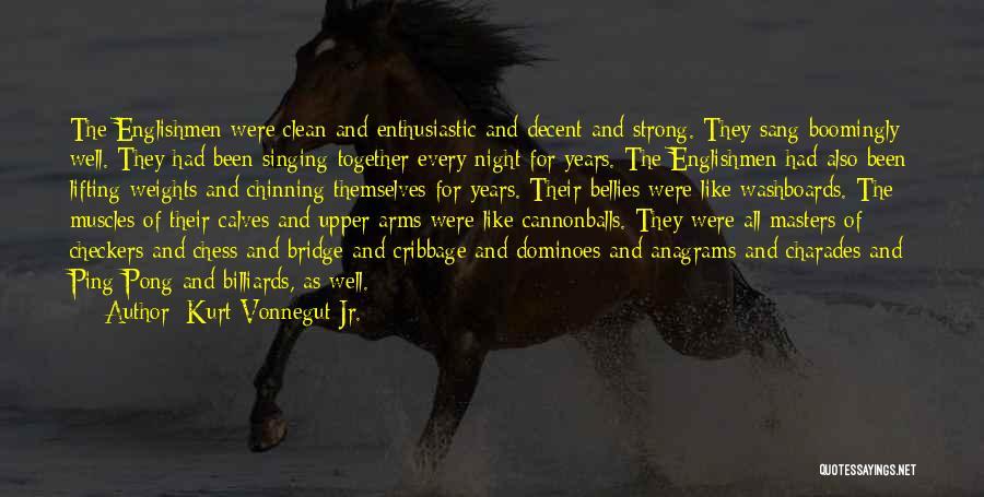 Charades Quotes By Kurt Vonnegut Jr.