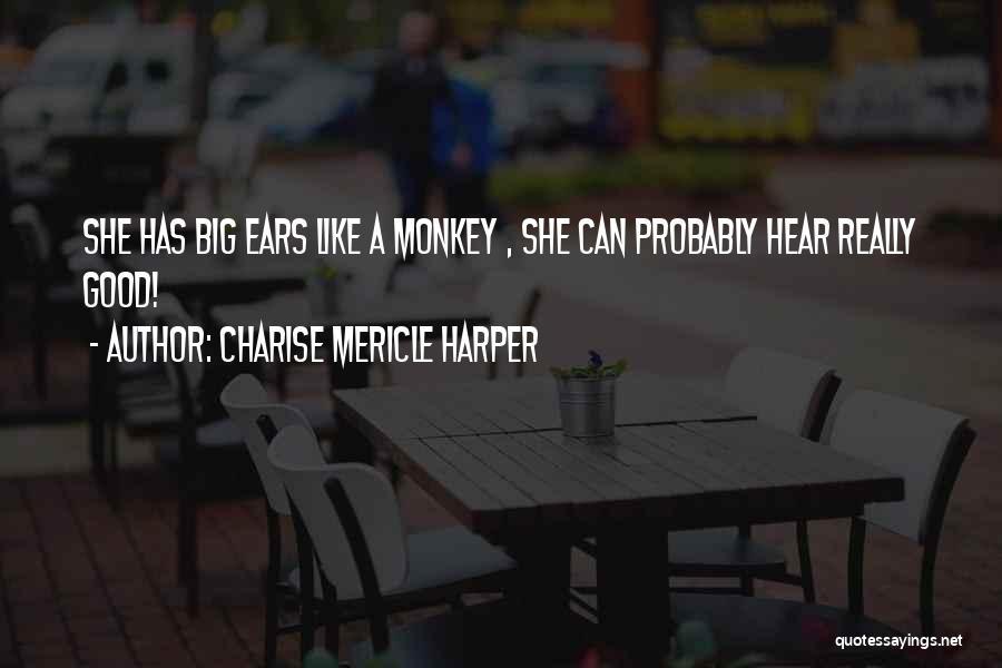 Charise Mericle Harper Quotes 1482391