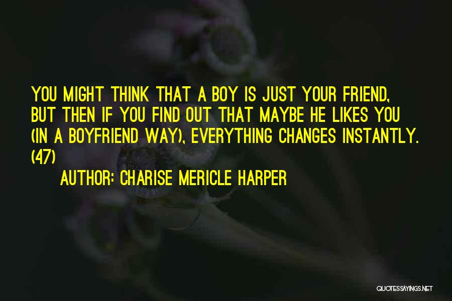 Charise Mericle Harper Quotes 2117704