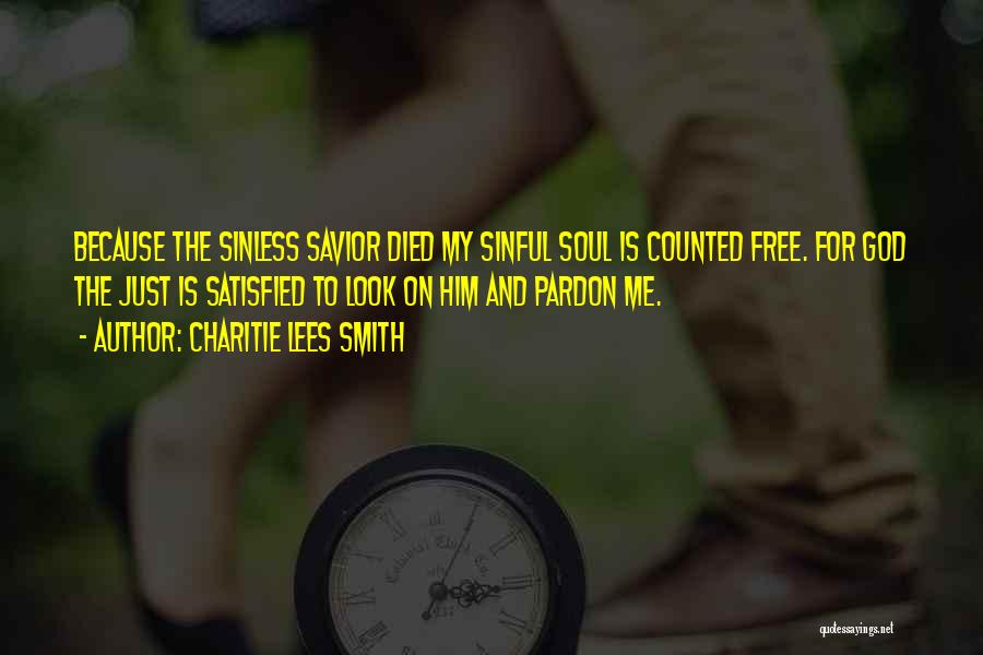 Charitie Lees Smith Quotes 1378634