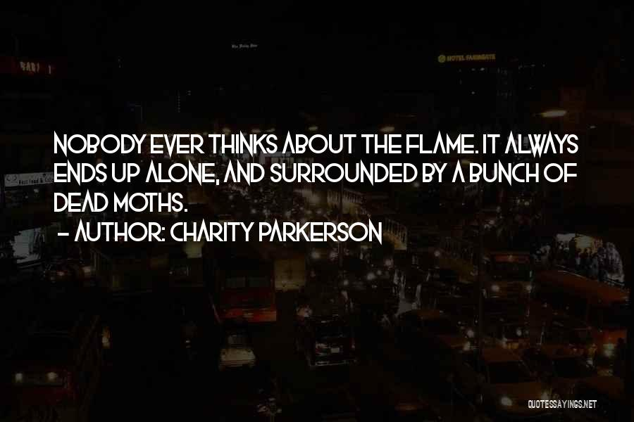 Charity Parkerson Quotes 1144717