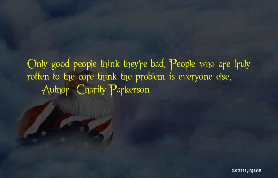 Charity Parkerson Quotes 1179402