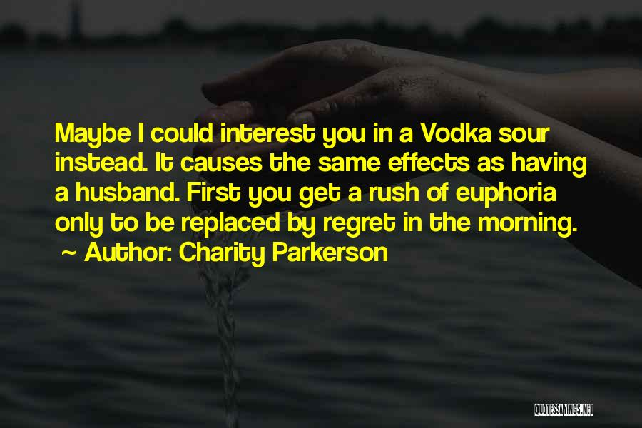 Charity Parkerson Quotes 78326