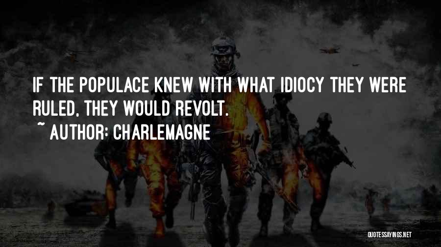 Charlemagne Quotes 1157816