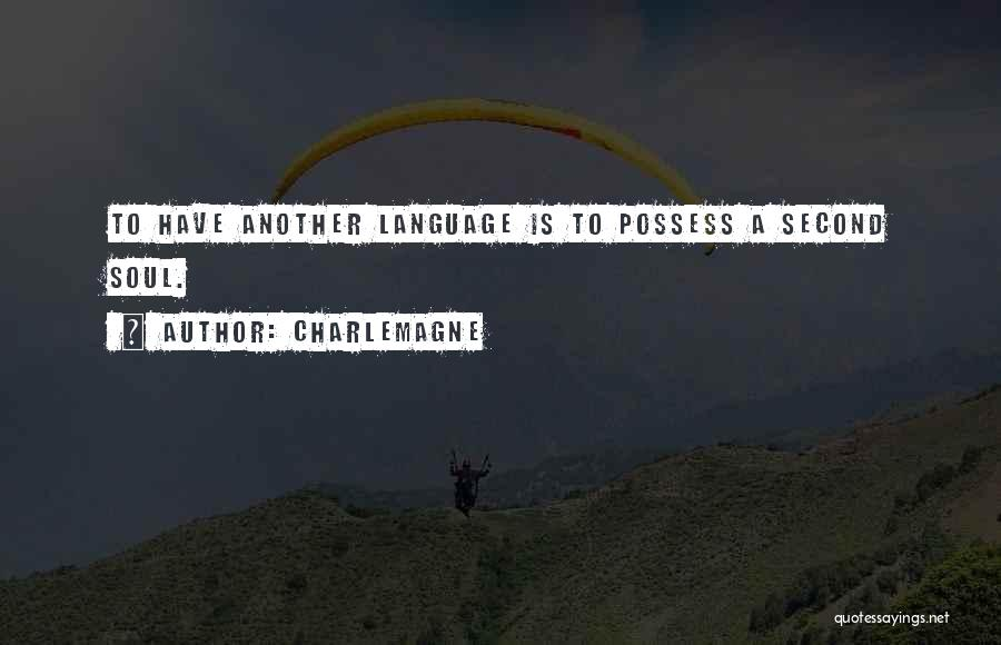 Charlemagne Quotes 1785088