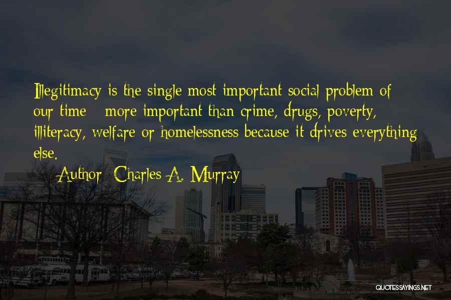 Charles A. Murray Quotes 1655049