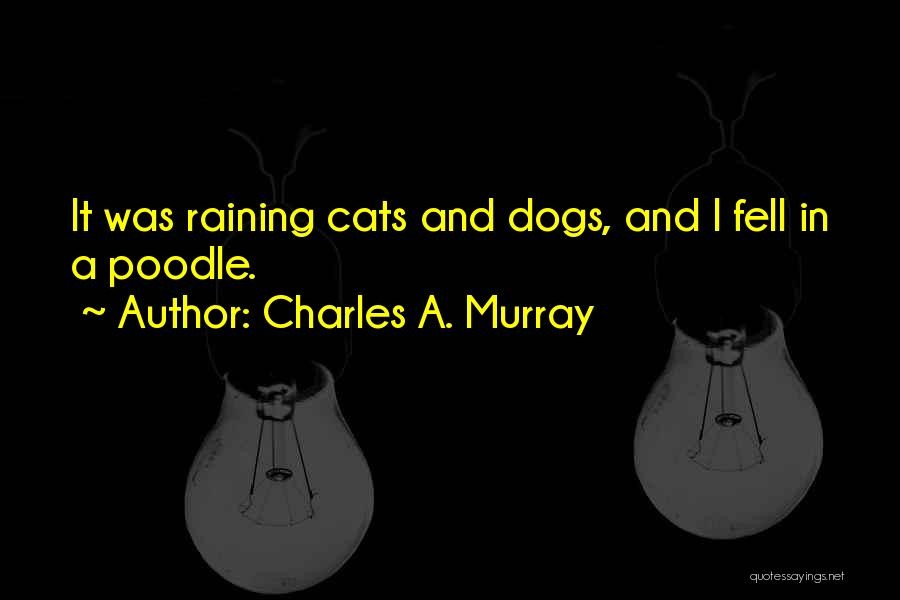 Charles A. Murray Quotes 966893