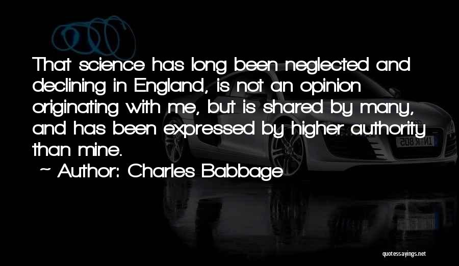 Charles Babbage Quotes 107006