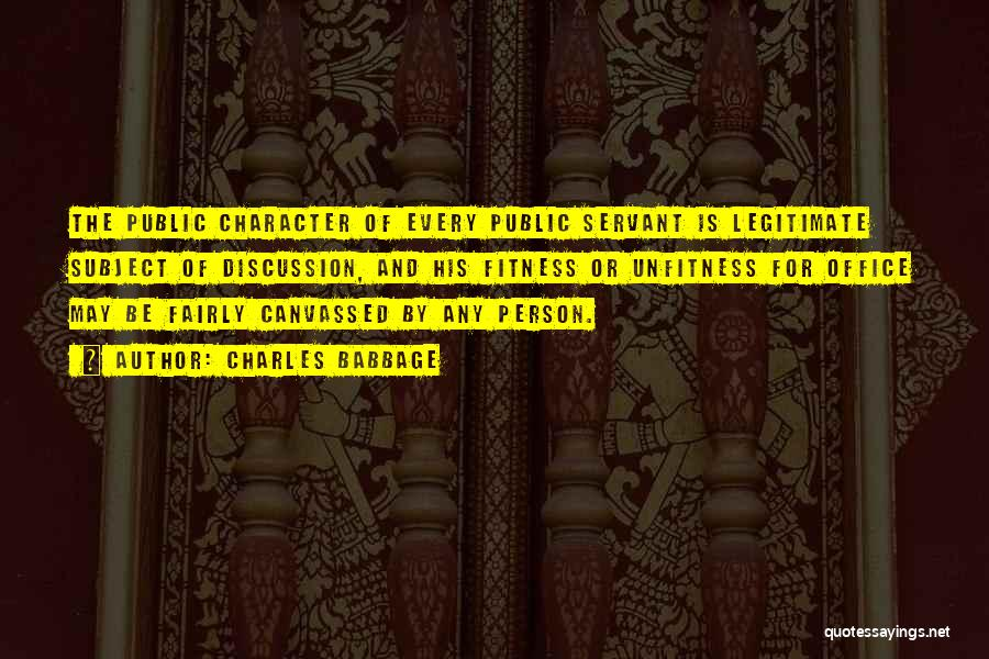 Charles Babbage Quotes 1124987