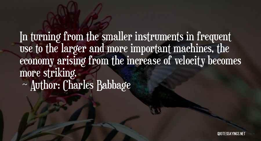 Charles Babbage Quotes 1353262