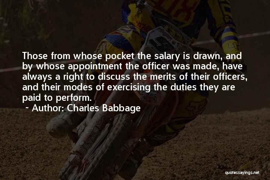 Charles Babbage Quotes 1463382