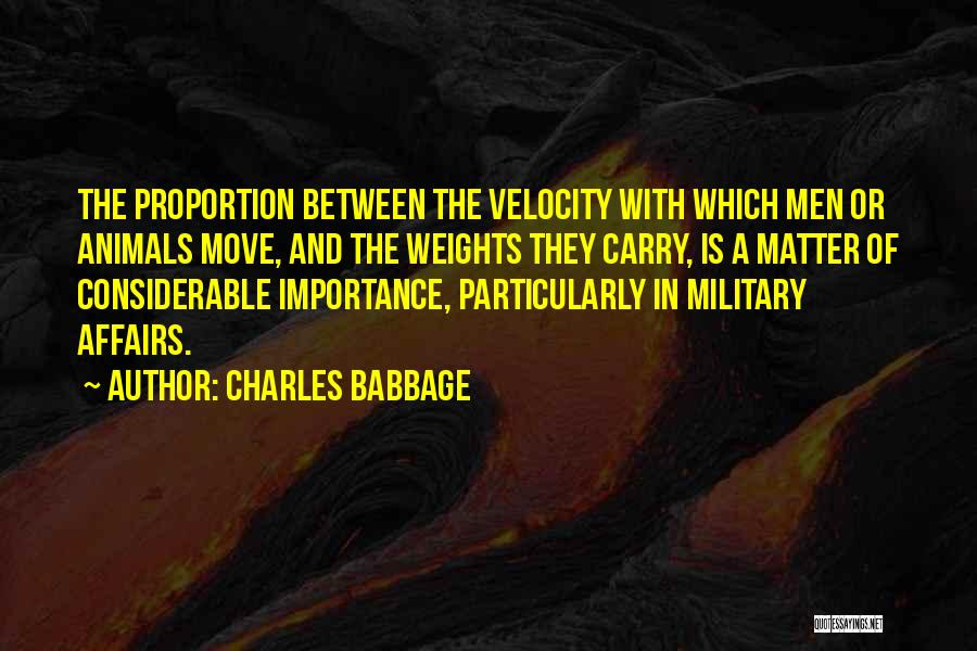 Charles Babbage Quotes 150737