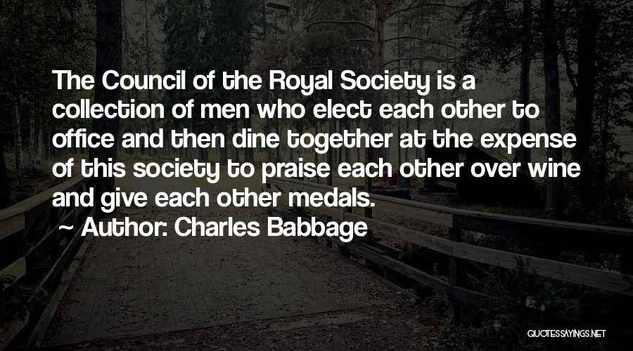 Charles Babbage Quotes 1650638