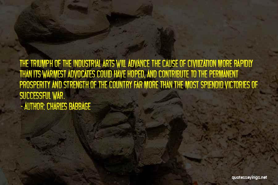 Charles Babbage Quotes 1842269