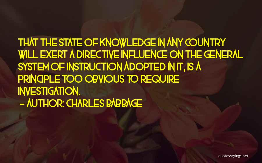 Charles Babbage Quotes 1920685