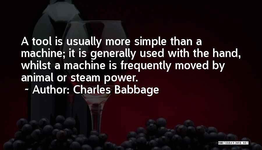 Charles Babbage Quotes 1975976