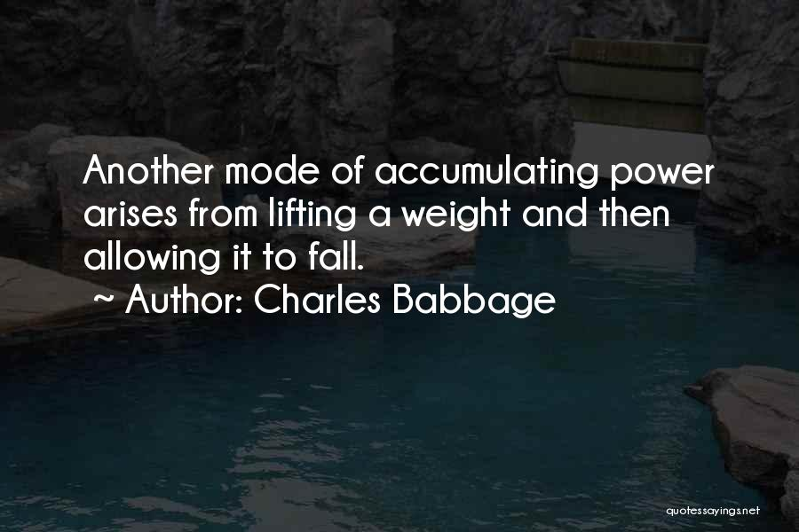 Charles Babbage Quotes 242380