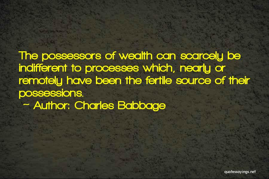 Charles Babbage Quotes 280131