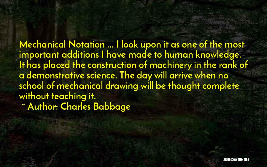 Charles Babbage Quotes 454295