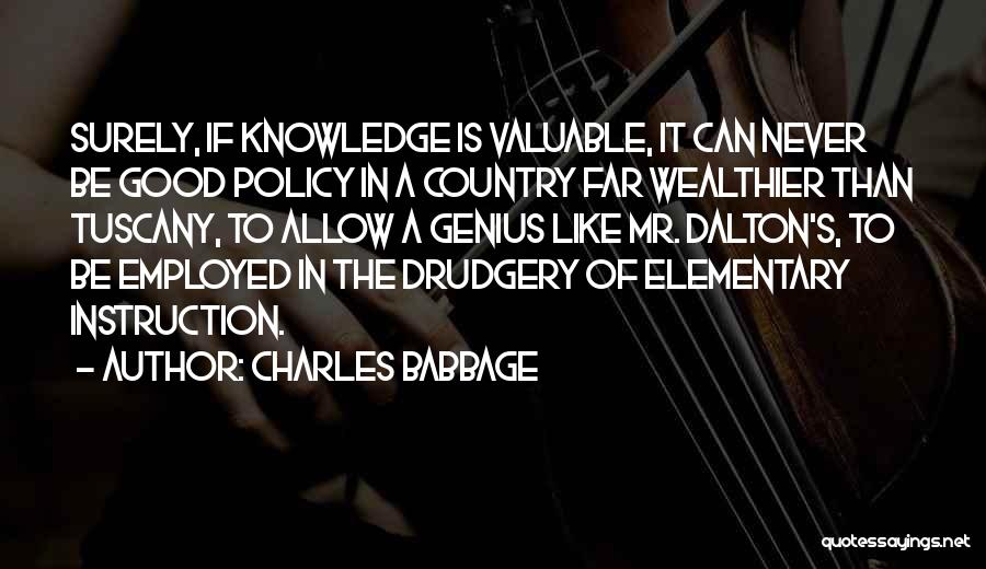 Charles Babbage Quotes 571336