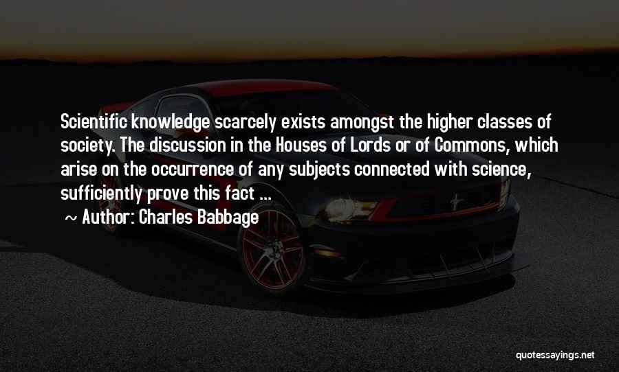 Charles Babbage Quotes 713794