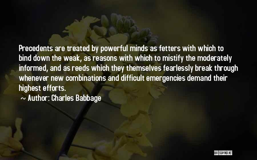 Charles Babbage Quotes 727074