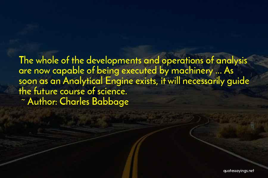 Charles Babbage Quotes 793991