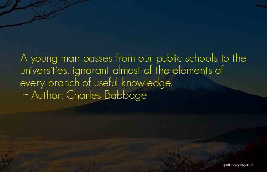 Charles Babbage Quotes 863515