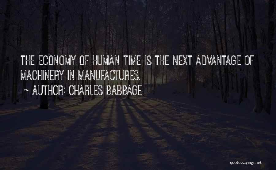 Charles Babbage Quotes 96848