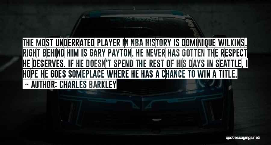 Charles Barkley Quotes 1826081