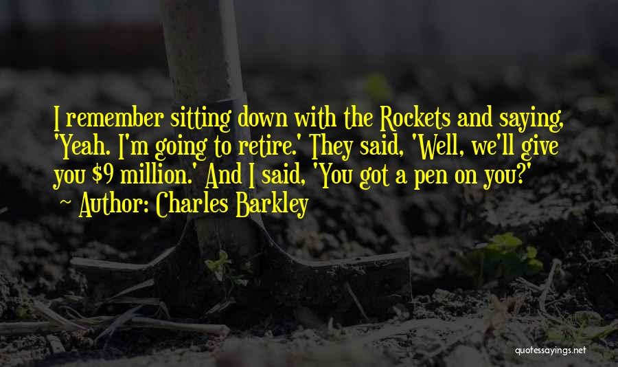 Charles Barkley Quotes 680080