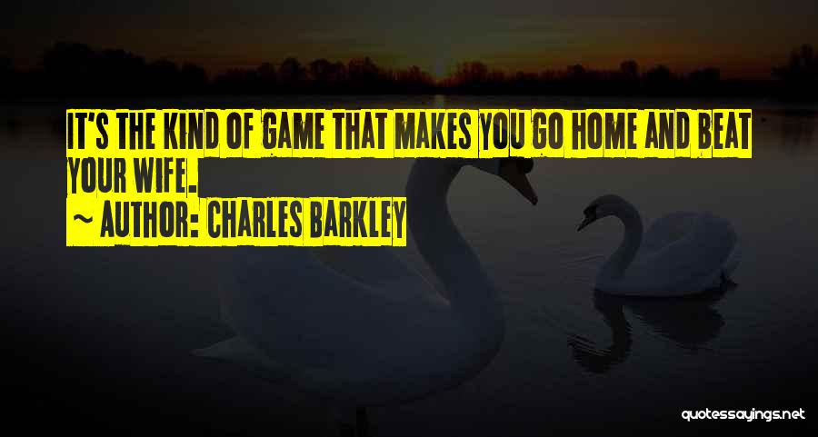 Charles Barkley Quotes 912996