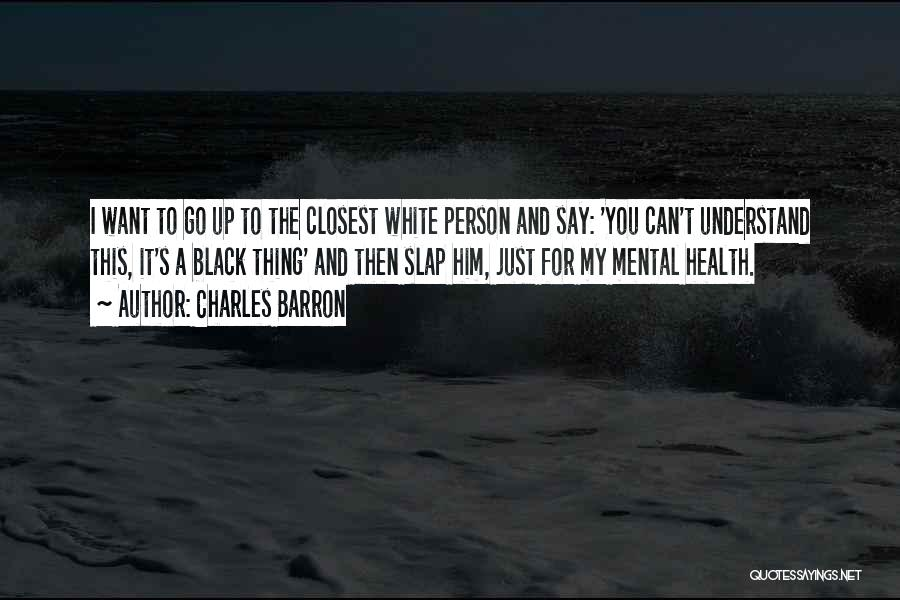 Charles Barron Quotes 2093684