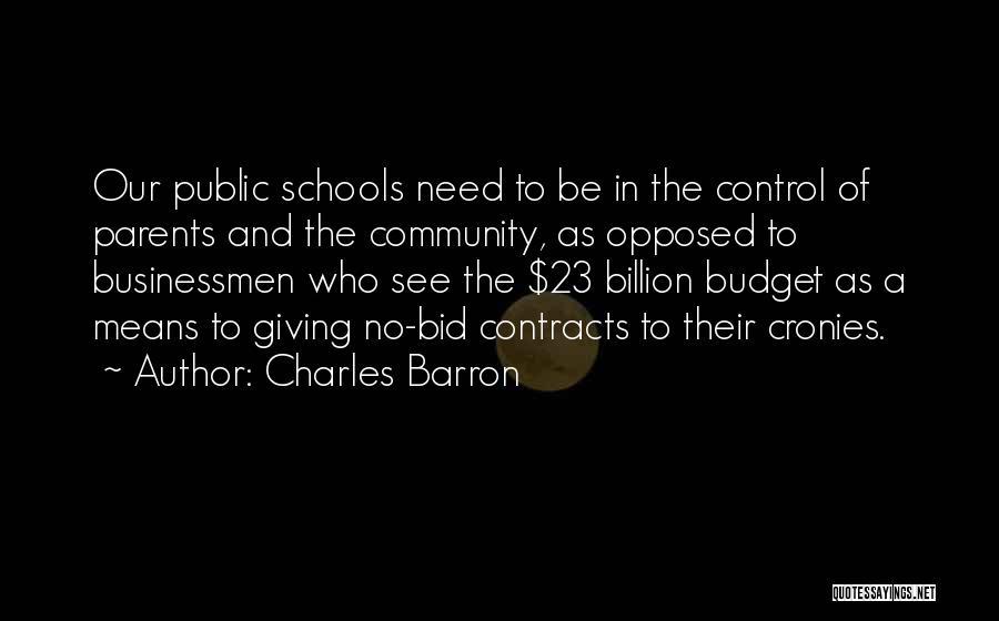 Charles Barron Quotes 2170064