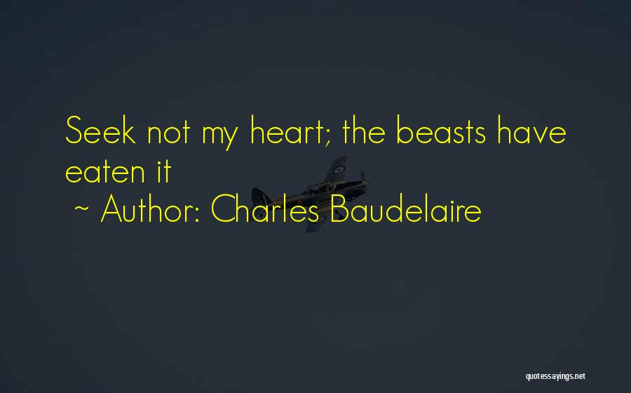 Charles Baudelaire Quotes 1260257